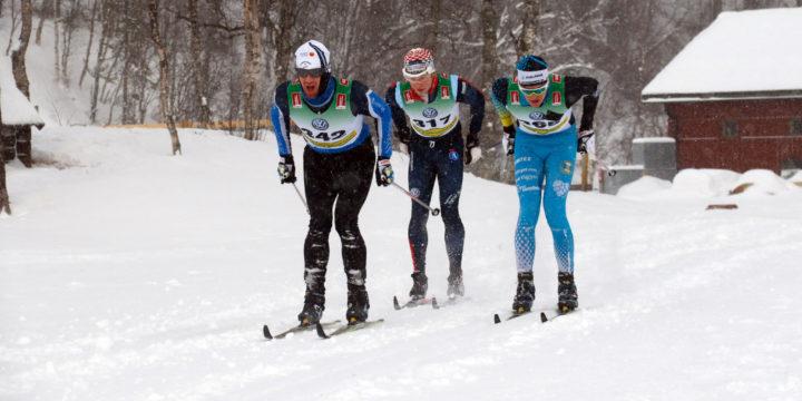 Bruksvallarna Nordic Ski Marathon 6 januari 2018